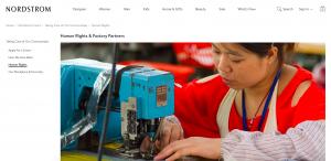 Nordstrom humanize brand