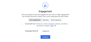Instagram ads engagement