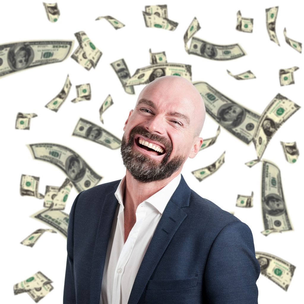 What To Do With Money When You Suddenly Won It?