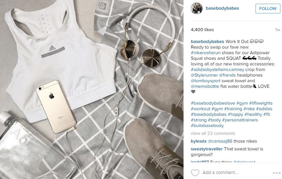 Instagram influencer marketing