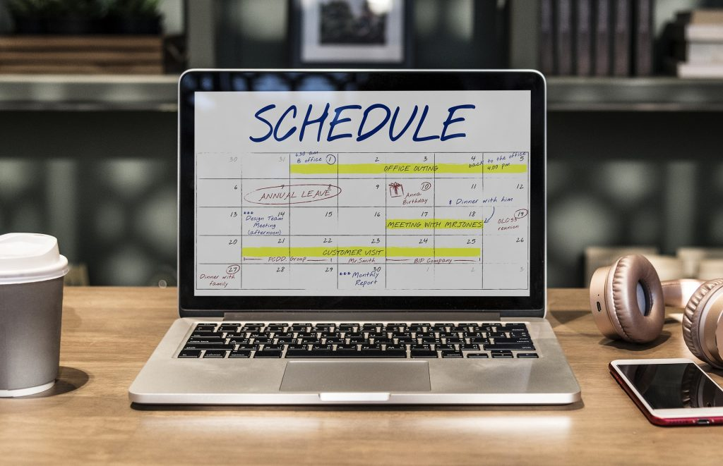 Implementing A Reset Routine to Be More Productive