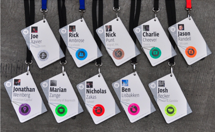 How To Make Your Business Events Professional with Badges