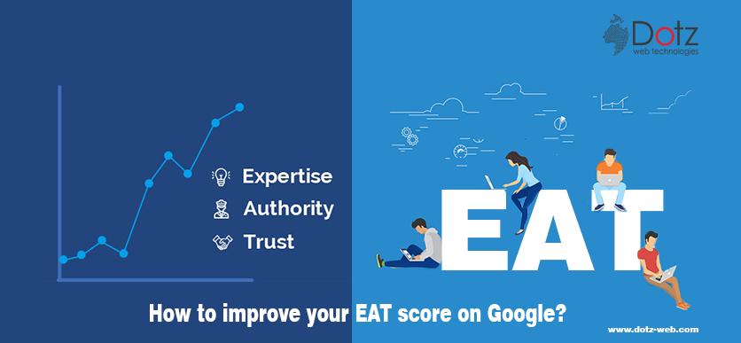 EAT Score Google