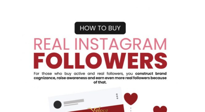 How to Buy Real Instagram Followers (Infographic)