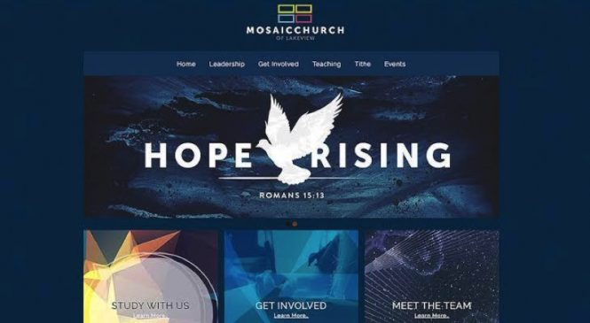 A Complete Guide to Building a Great Church Website